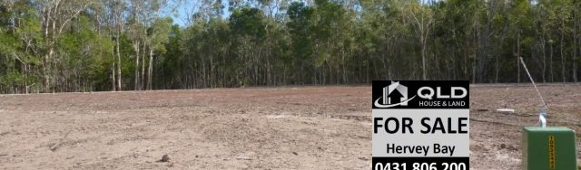 land for sale in hervey bay
