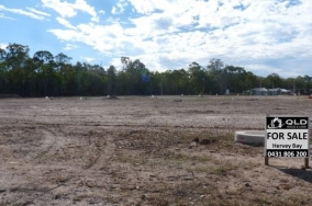 hervey bay land for sale